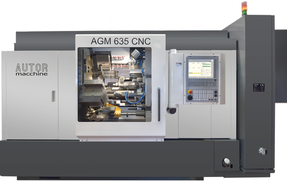 AGM 635 642 CNC